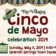 Cinco De Mayo Celebration at Spanish Springs Town Square
