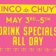 Cinco de Chuy's
