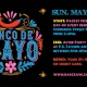 Cinco de Mayo ~ Mexican-American Celebration Themed Bar Crawl