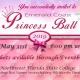 Emerald Coast Princess Ball