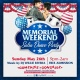 GyG's Memorial Weekend Salsa Dance Party