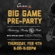 Casa's Big Game Pre- Party ft. Rocky Patel Cigars