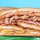 Pollo Tropical's El Súper Sandwich!