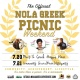 The 3rd Annual Official NOLA GREEK PICNIC Weekend