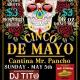 2nd Annual Cinco De Mayo Celebration!