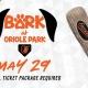 Bark at Oriole Park