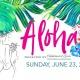 Aloha Brevard's Largest Bridal Show June 23rd