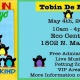 Tobin De Mayo: VIP Tickets