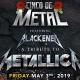 Cinco De Metal: The Ultimate Metallica Tribute Night