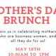 Mother's Day Business Brunch
