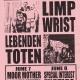 Limp Wrist, Lebenden Toten, Moor Mother and Pobreza Mental