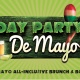 Cinco de Mayo DAY Party - All-Inclusive Brunch & Booze Party at Moe's