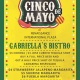Cinco de Mayo at Gabriella's Bistro
