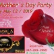 Mothers Day Albanian Party