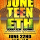 The Melanin Market presents Juneteenth