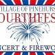 Fourthfest Concert & Fireworks in the Village of Pinehurst