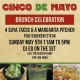 Cinco De Mayo - Afrobeats Rhythm & Brunch