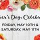 Mother's Day Celebration!