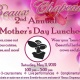 Beaux Chapeaux 2019 Annual Pre-Mother's Day Luncheon 2019