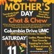 Mother's Day Chat & Chew @ The Drive