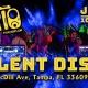 Patio June Silent Disco