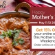 Celebrate Dinner this Mother's Day Weekend at Haveli Indian Kitchen