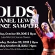 Daniel Lewis Dance Sampler Oct 29-31