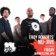Arts Garage presents Troy Roberts' NU-JIVE Oct 22