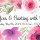 Muffins & Painting with Mom Toddler Time