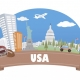 All-American Road Trip Camp (Ages 9-13 / 5-day)