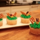 Butterfly Cupcakes Class (Ages 2-8 w/ Caregiver)