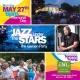 2019 Annual Jazz Under The Stars @Daniel Stowe Botanical Garden
