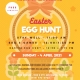Easter Egg Hunt and Stay Well Presentation