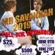 4th Annual Mr. Savannah Pageant