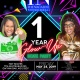 In The Magazine 1 Year GLOW UP Party