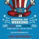 Covert Curiosity Presents: Memorial Day Weekend