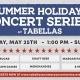 Summer Holiday Concert Series - Memorial Weekend