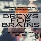 Brews For Brains - Street Festival to Battle Brain Cancer