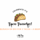 Taco Tuesday at Big Top Brewing
