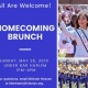 Homecoming Brunch