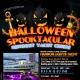Halloween Spooktacular Midnight Yacht Cruise