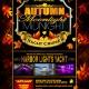 Autumn Moonlight Midnight Yacht Cruise