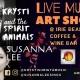Irie Bean Live Music and Art Show