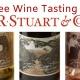 Weekly Free Wine Tasting - KSM