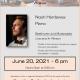 Concert Series Event: Noah Hardaway, Piano