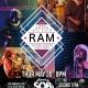 Ram w/ The Haitian Voudou Rock Band