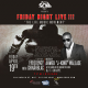 Friday Night Live 'The Live Music Movement' feat. Frequency & Chinahbla...