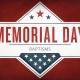Memorial Day Potluck