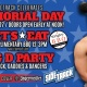 Memorial Day BBQ & Big D Party
