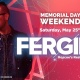 FergieDJ - Roscoe's Memorial Day Weekend!